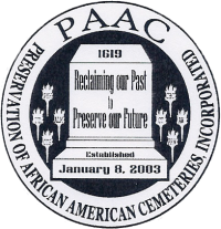 PAAC logo - founded January 8, 2003