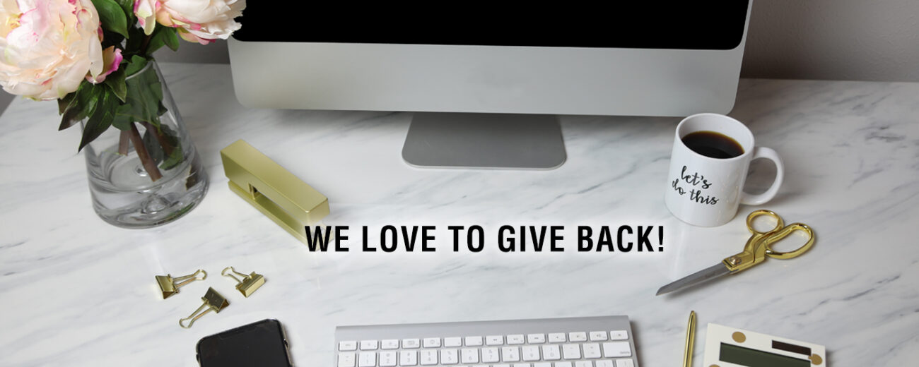 How We Give