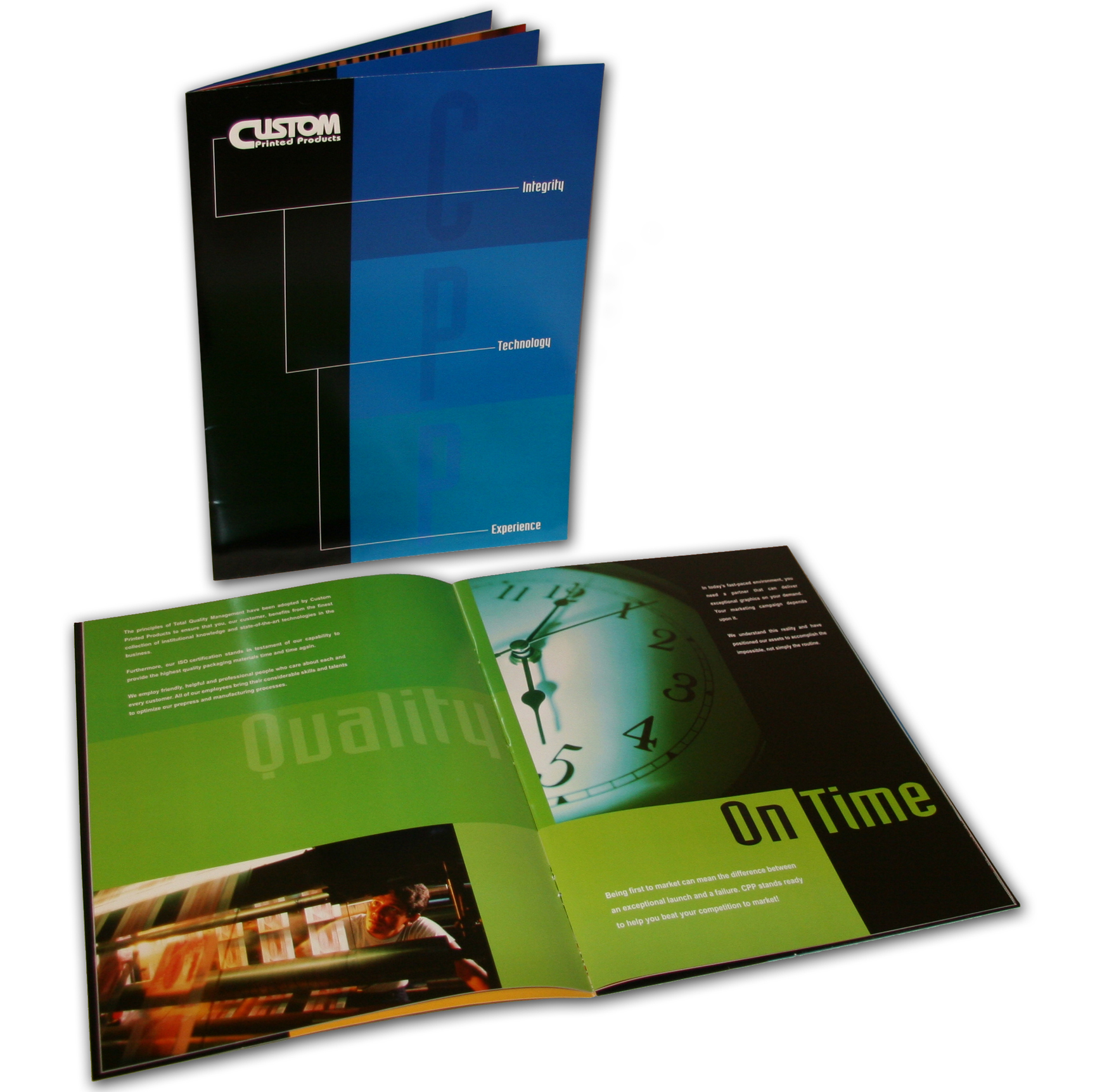 Custom Printed Products bro