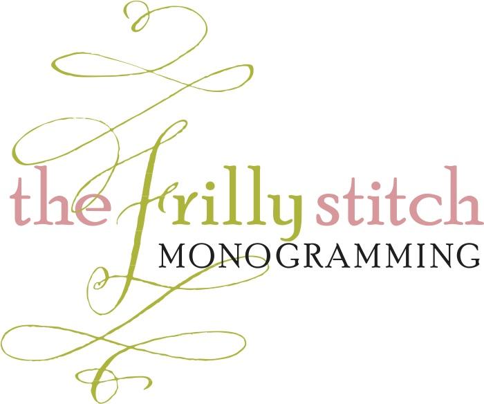 Frilly Stitch logo