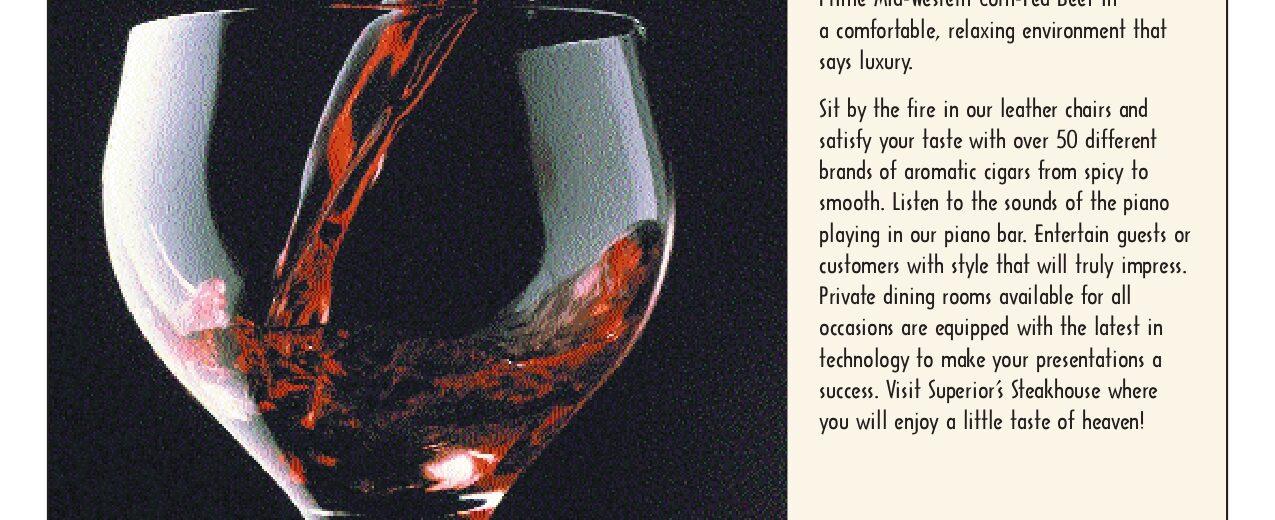 Jan FP SB Taste of Heaven ad Jan FP SB Taste of Heaven ad page 1
