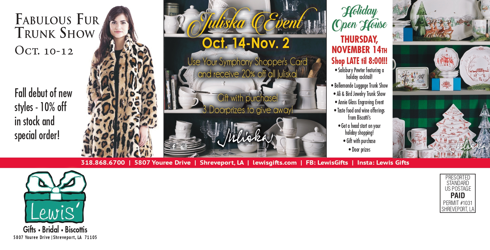 LGIFT Fall Event Direct Mail Page 2