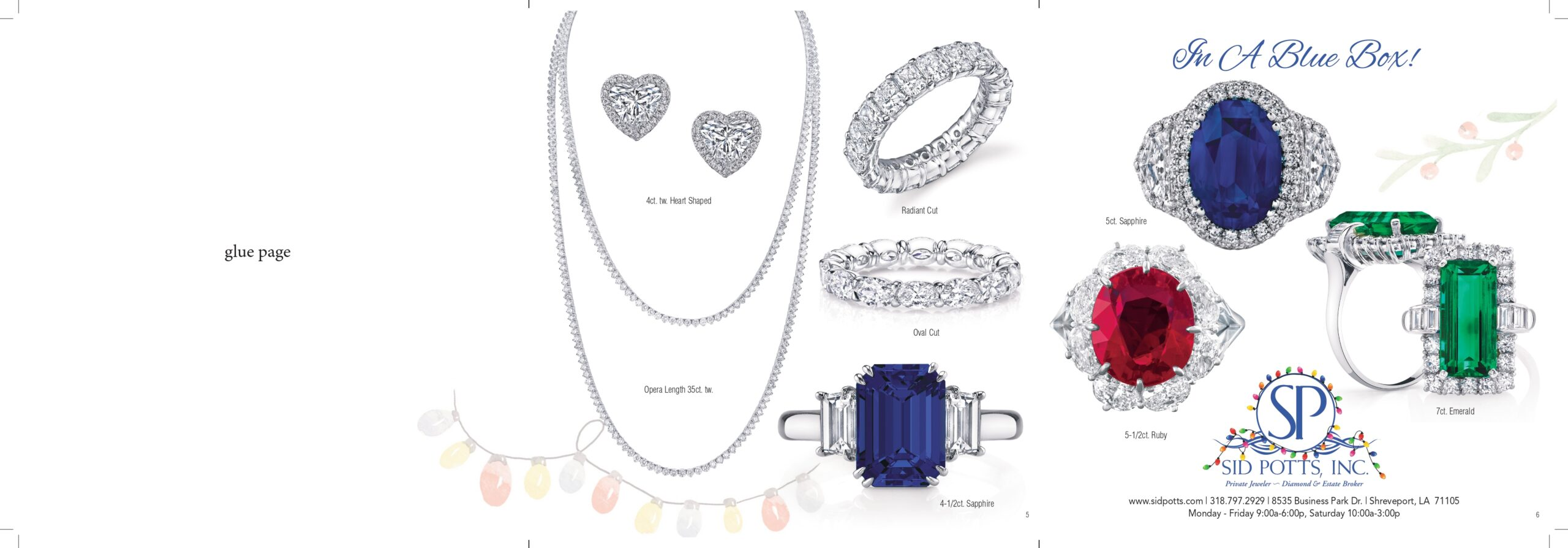 POTTS Big Diamond mailer SPREAD page 4