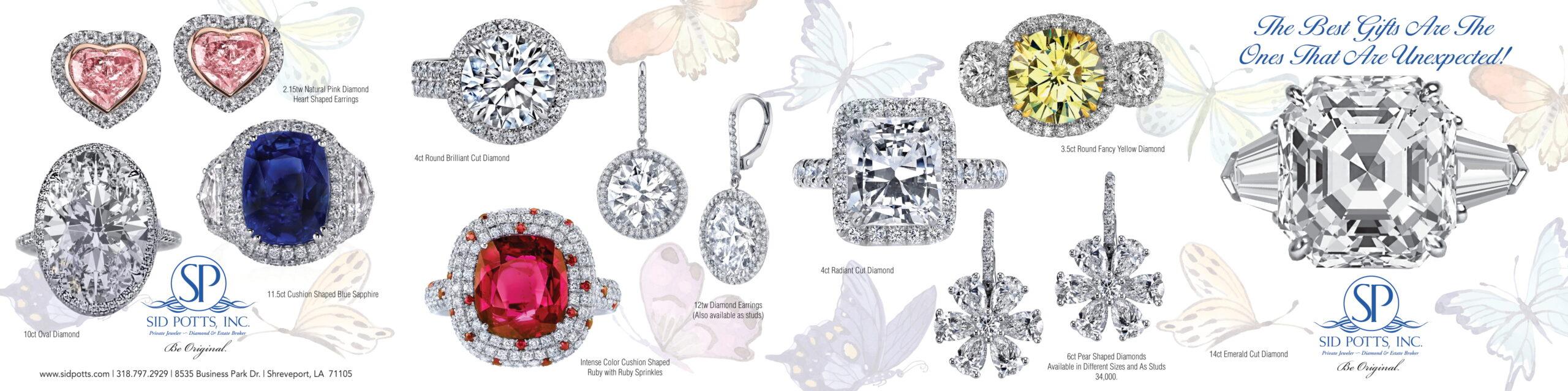 POTTS Spring Diamond Mailer Page 1