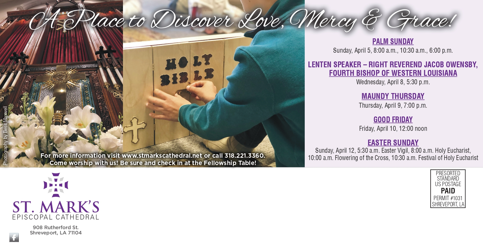 SMC Easter Direct Mail 2