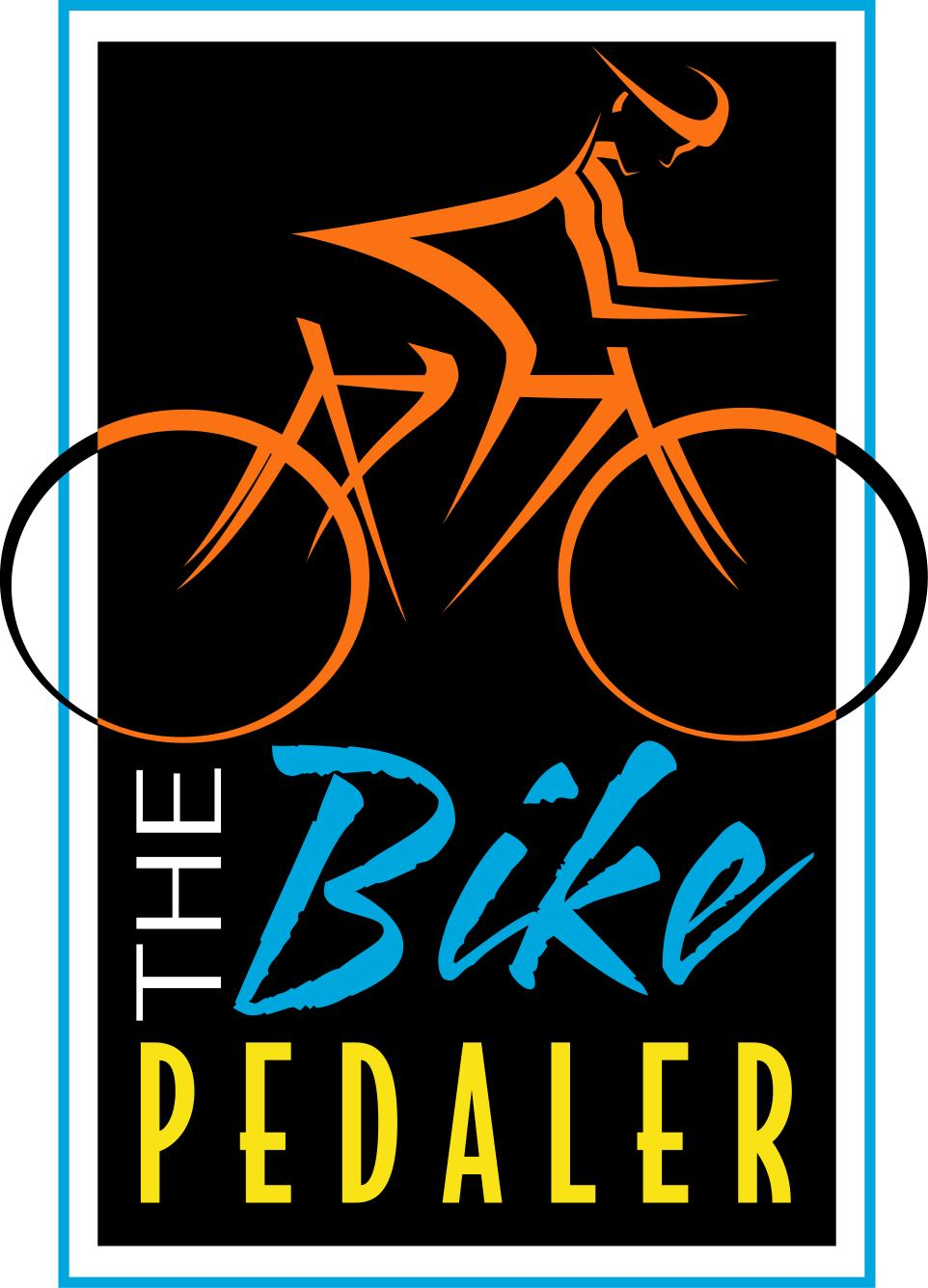 The Bike Pedaler final logo