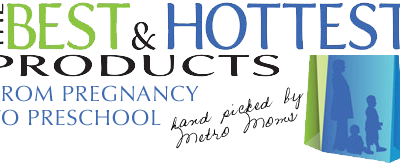 "SafetyGate™ Consumer Retrofit Receives 2009 ""Best & Hottest Product from Pregnancy to Preschool"" Award"