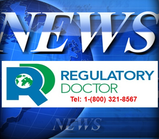 Regulatory Doctor News 1