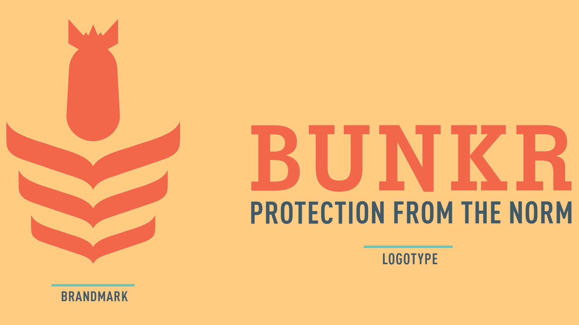 bunkr-logomarklogotype