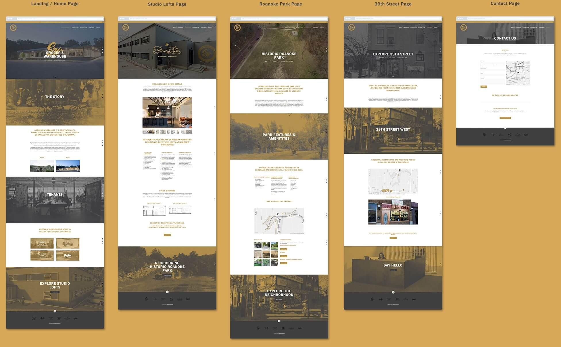 gw-webpages