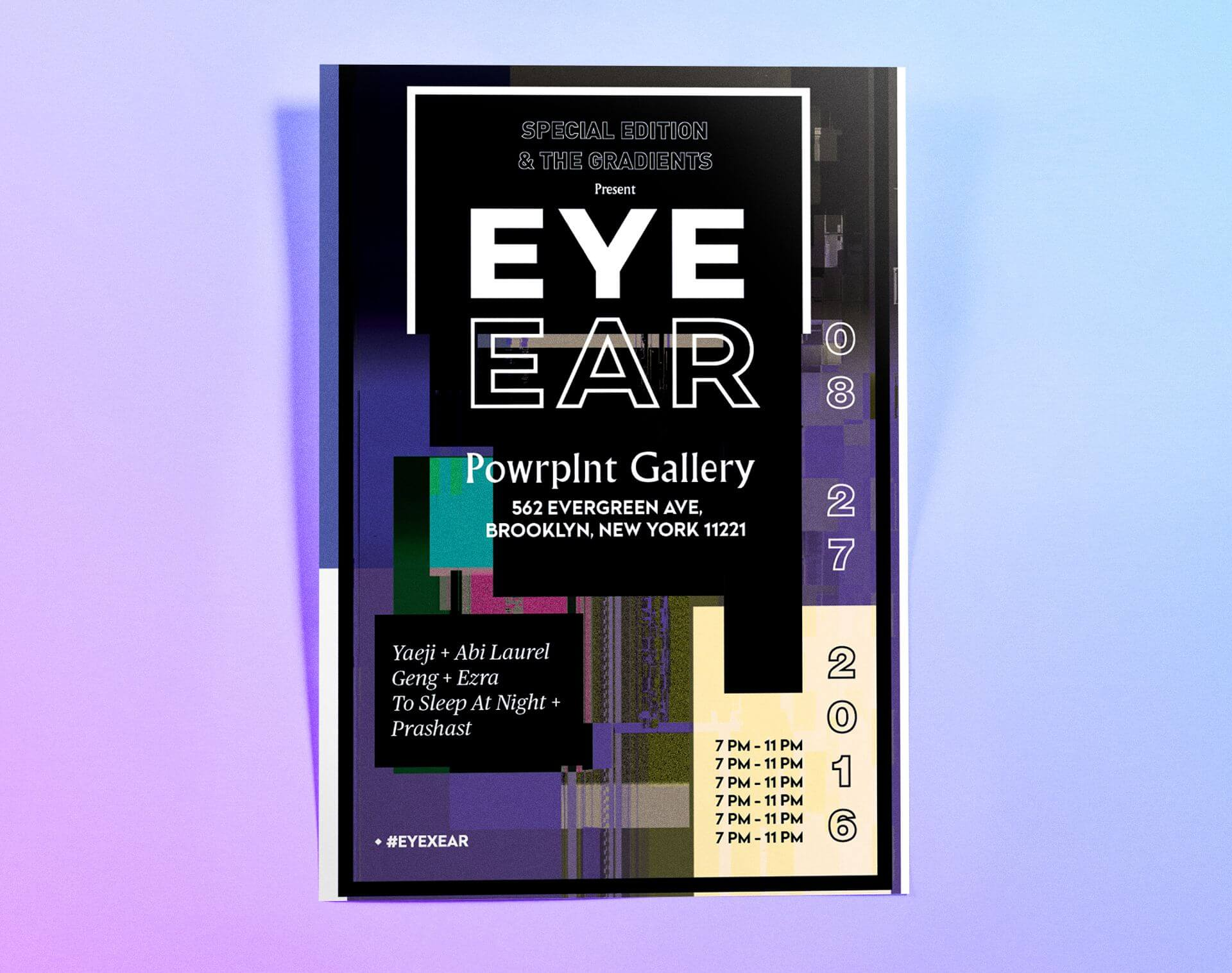 EyeEar-Poster-Front