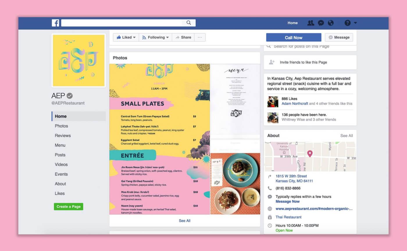 SSWeb-AEP-Facebook