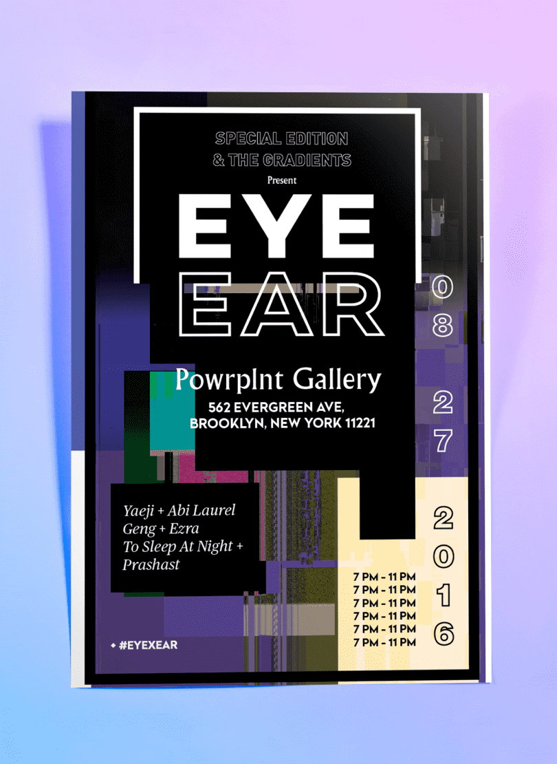 Eye x Ear