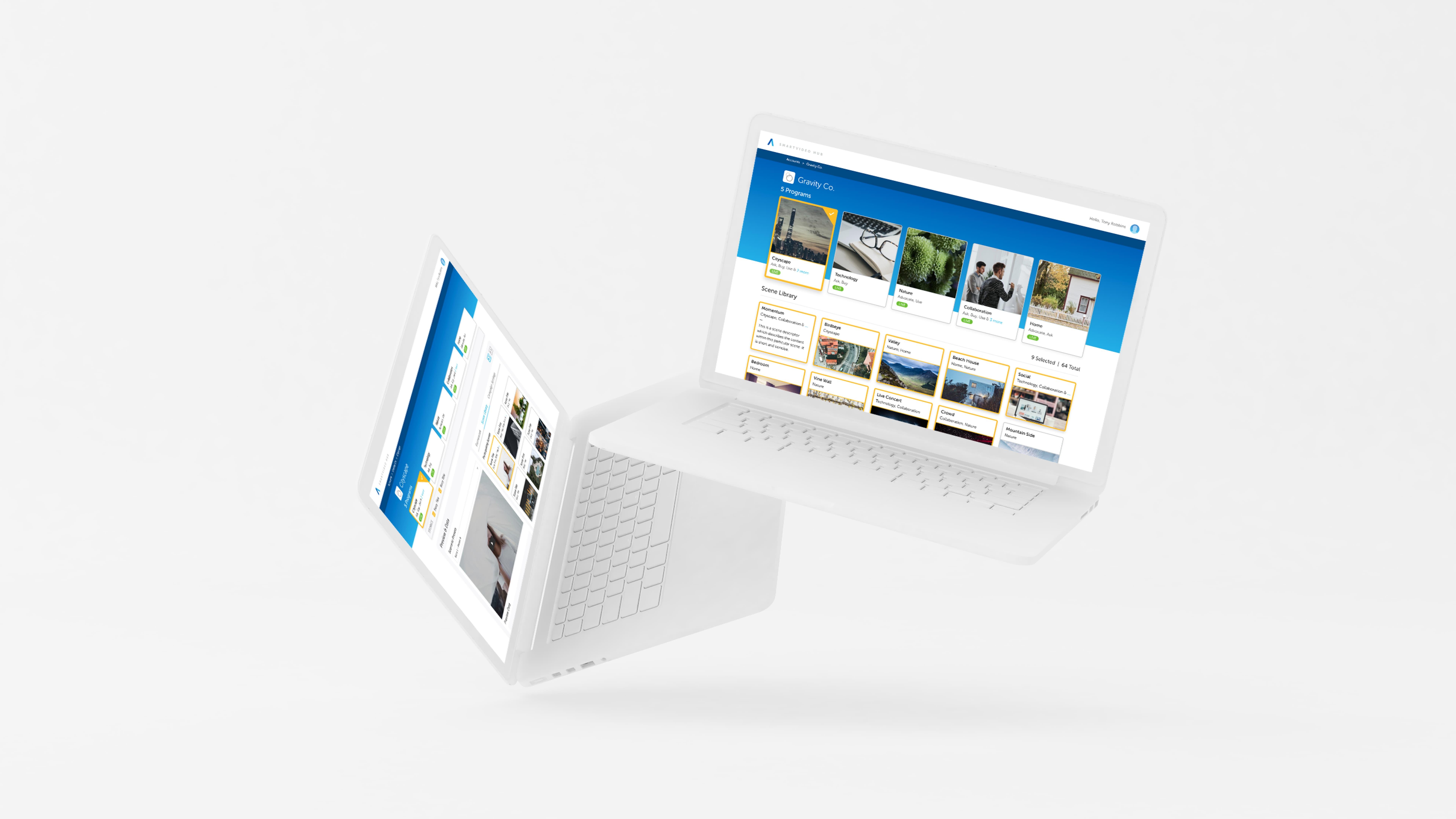 SSWeb-SundaySky-SmartVideo Dashboards-FloatingLaptops
