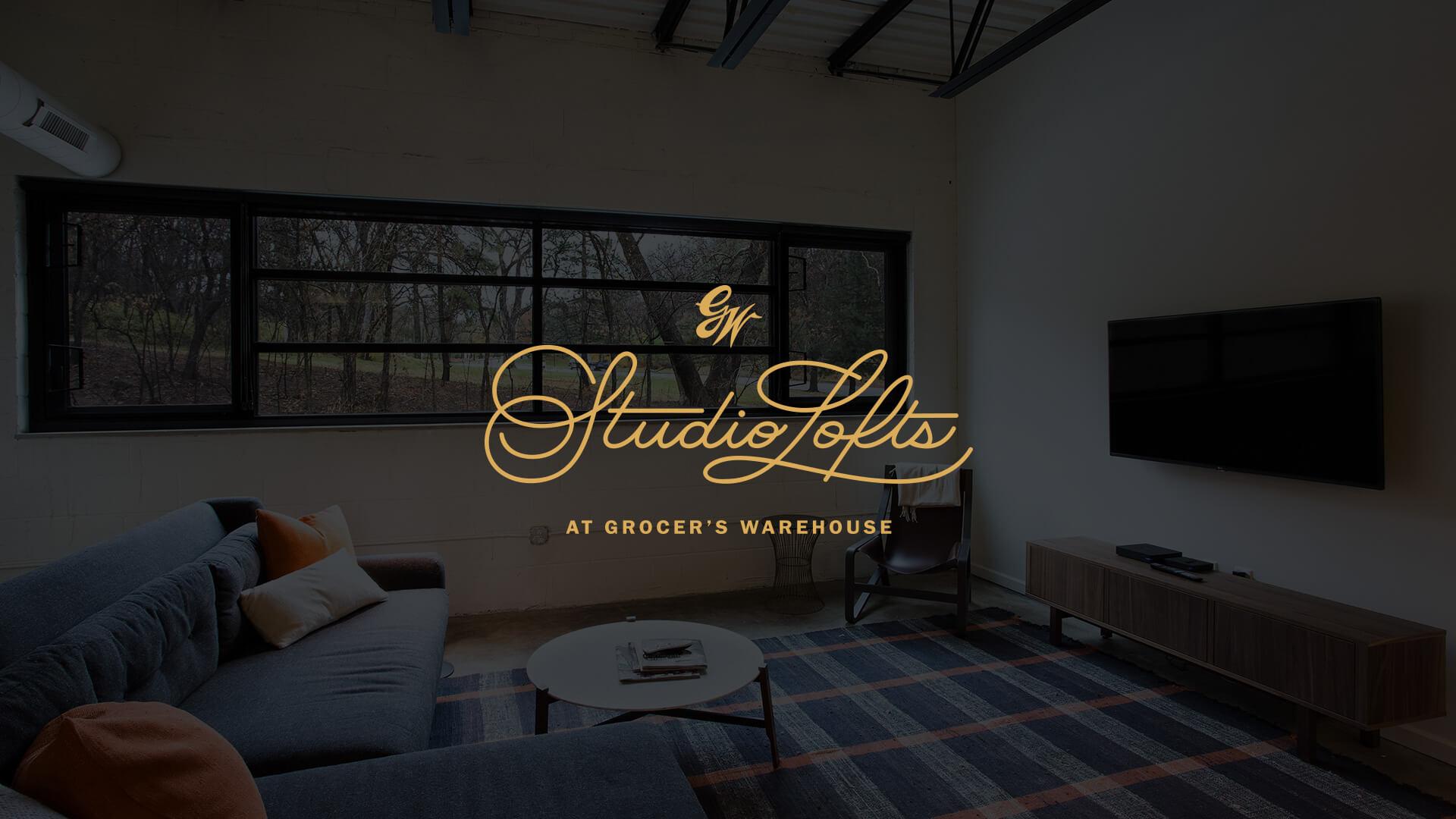 SamSmall Web-Grocers Warehouse-Studio Lofts Logo Overlay