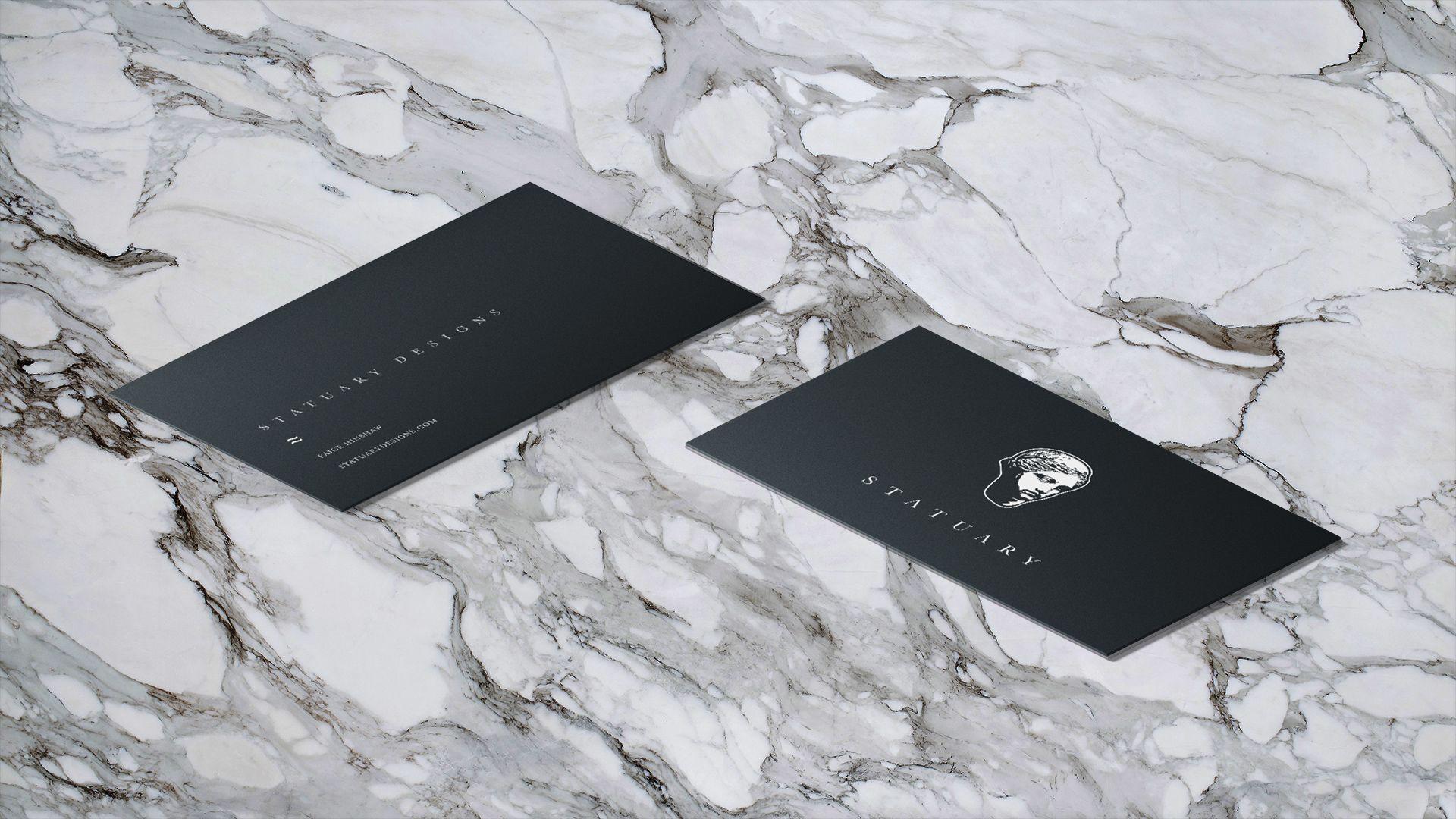 SamSmall Web-StatuaryDesigns-Business Cards
