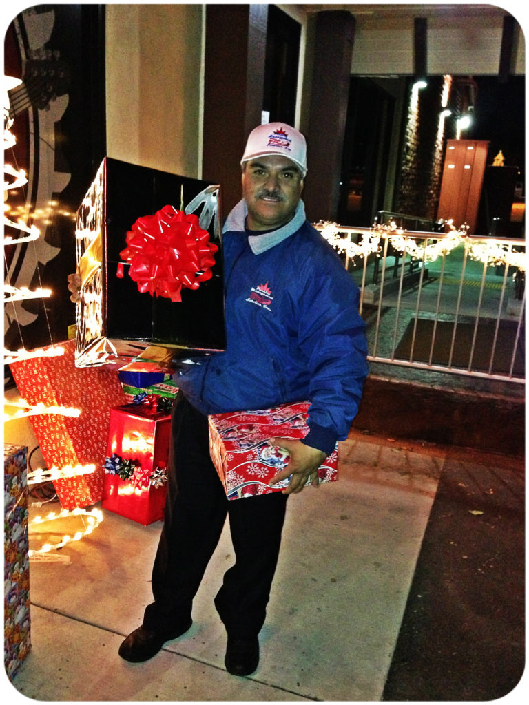 """We support the CHP """"ChiPs for Kids"""" Toy Drive."""