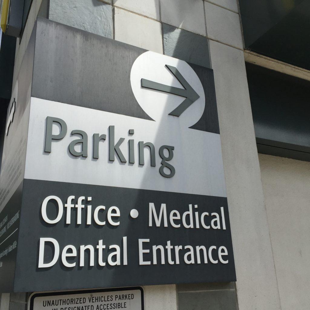 Professional Valet Parking