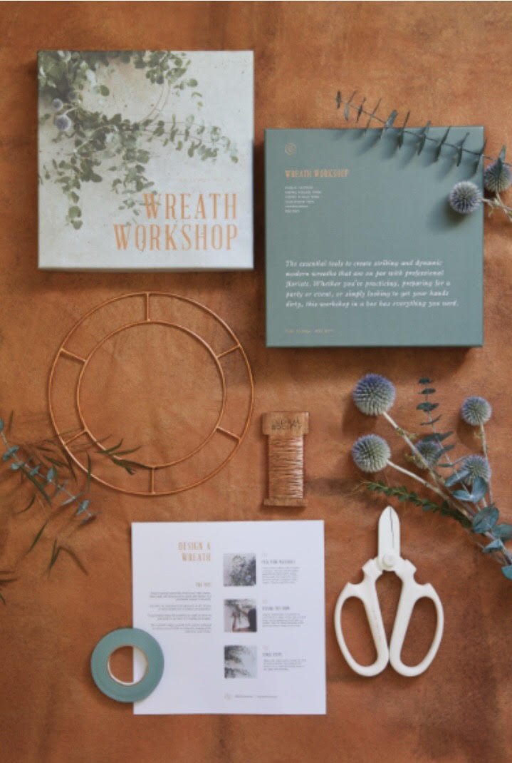 wreath making kit