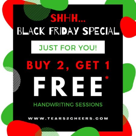 Black Friday Buy 2 Get 1