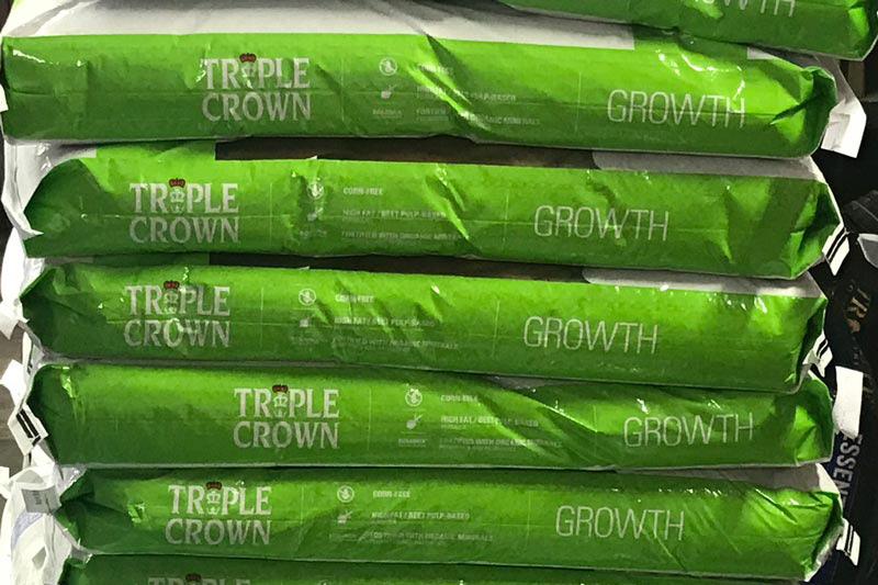 Aiken Saddlery Triple Crown Feed