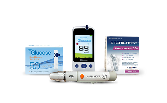 blood glucose remote patient monitoring device in healthcare