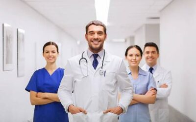 doctors and nurses working more efficiently with RPM services