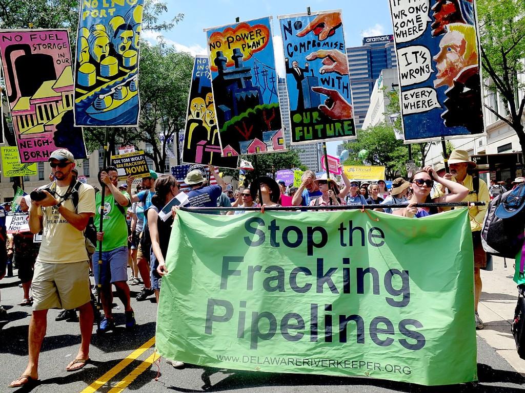 Climate Revolution March, Philadelphia July 24, 2016 © 2016 Karen Rubin/news-photos-features.com