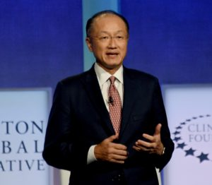 Jim Yong Kim, President, World Bank Group © 2016 Karen Rubin/news-photos-features.com