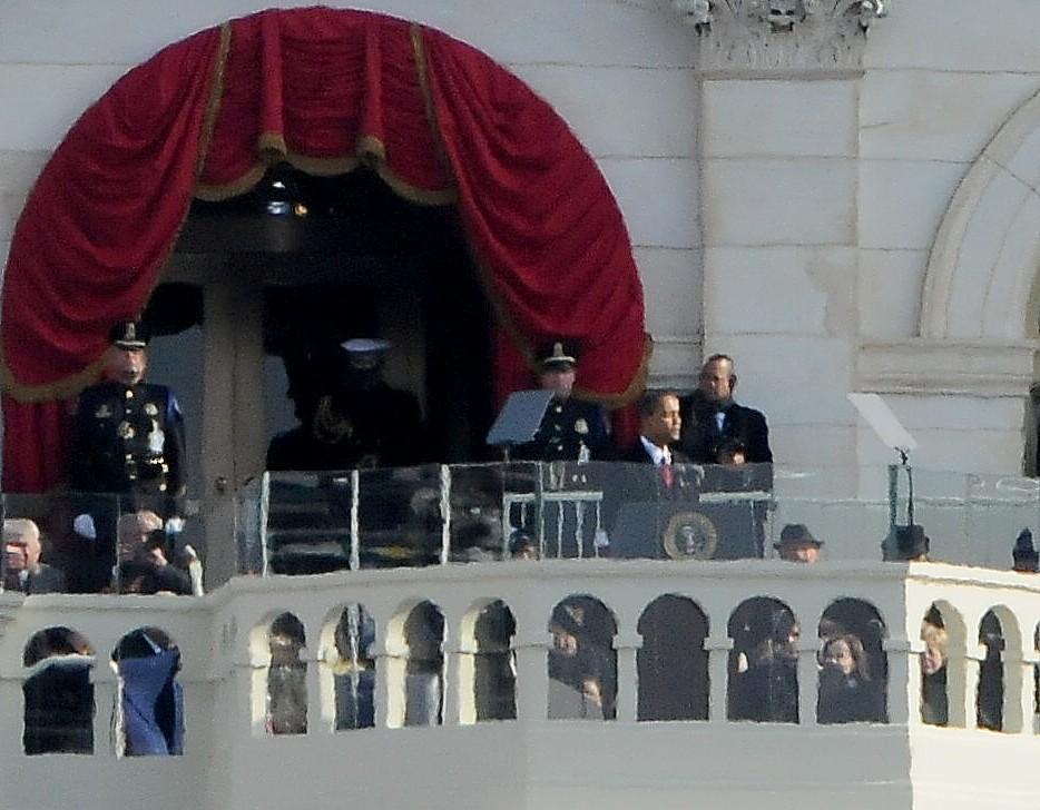 President Barack Obama Inauguration, 2009