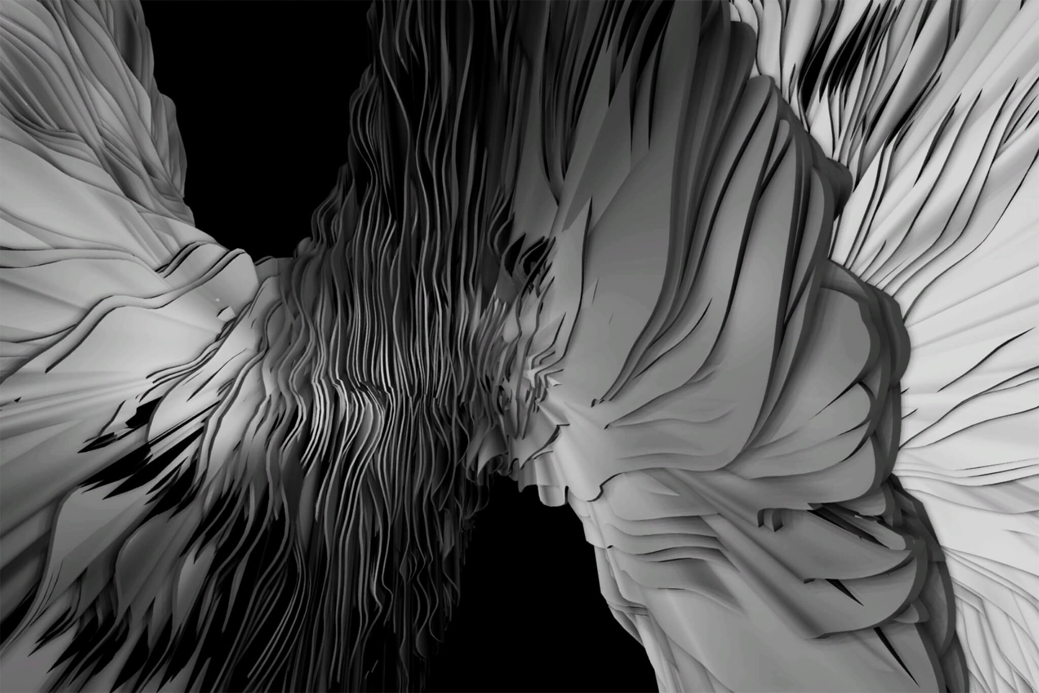 OUT CONTENT / Generative 3D Content - Naeem Khan
