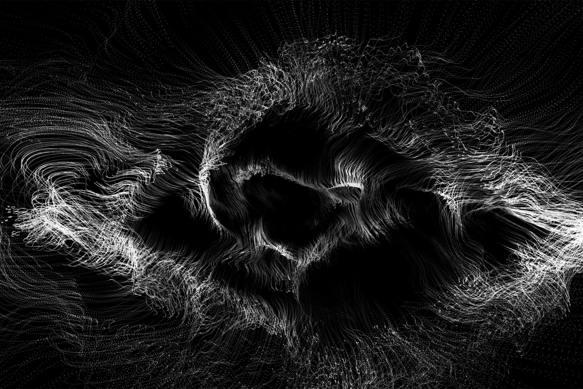 OUT CONTENT / Generative Graphics - Naeem Khan
