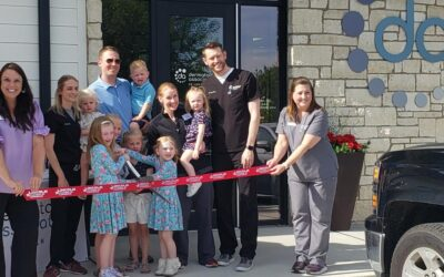 Ribbon Cutting Marks One-Year Anniversary of Dermatology Associates of Lincoln