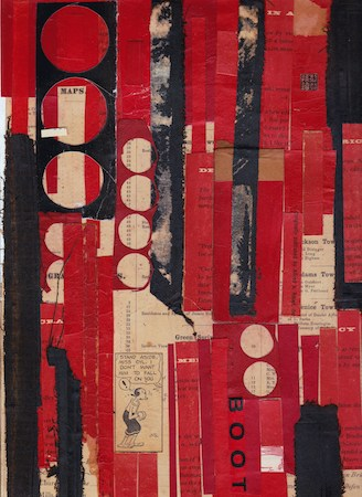 Roberts-Red and Black