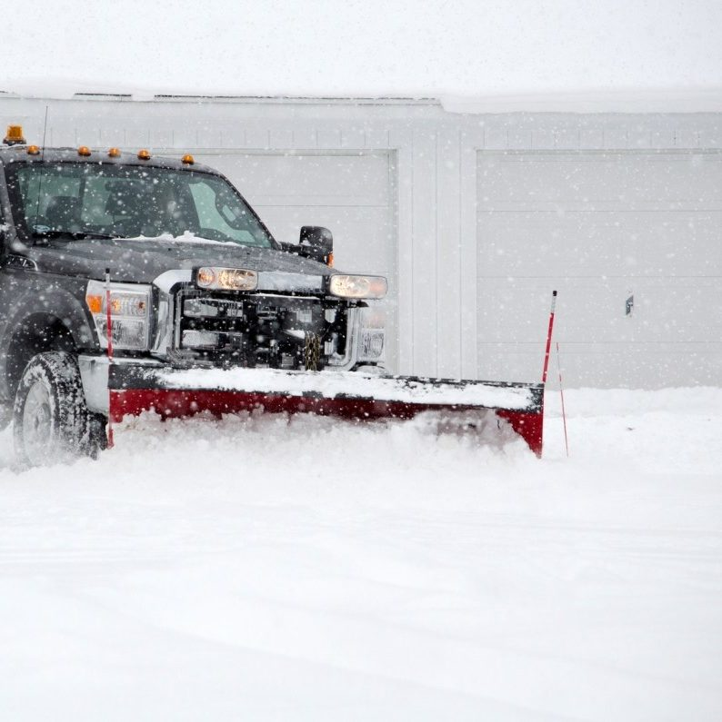 Total Property Services - Snow Plowing