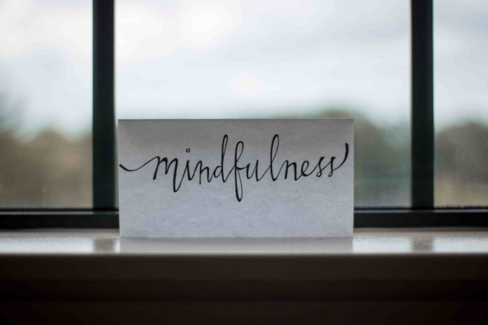 Mindfulness on treadmill