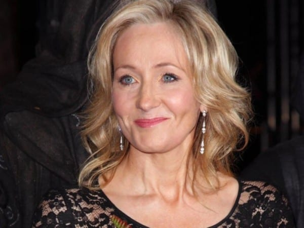 Glossy Girl of the month: J.K. Rowling