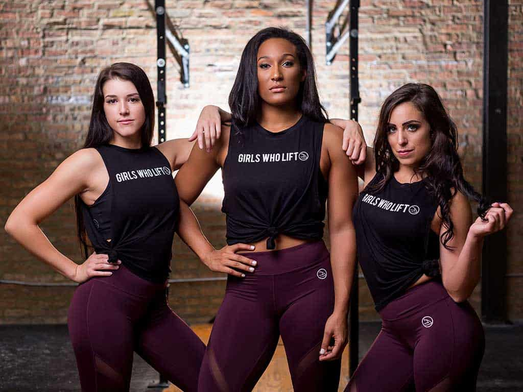 Why Girls Who Lift Epitomize Modern and Strong Women