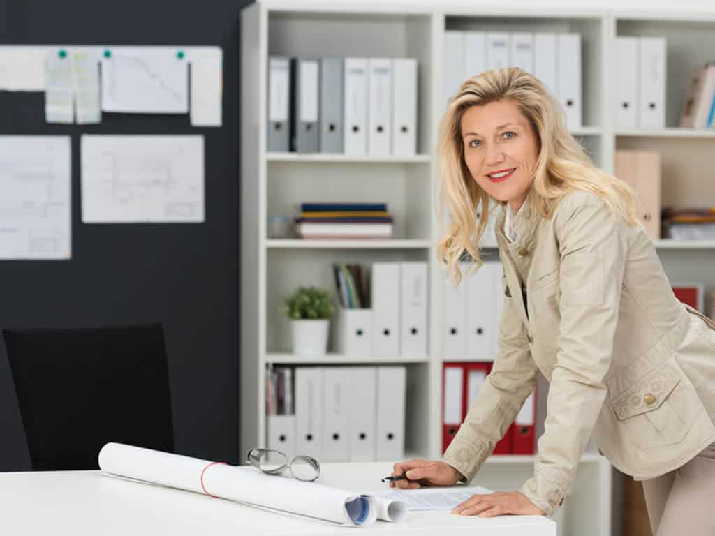 businesswoman how get the job if older job candidate