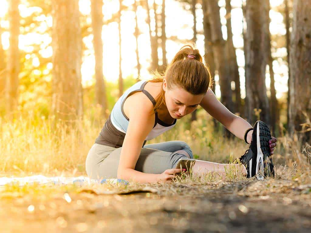 get fit at 40 getting fit woman runner fitness exercise