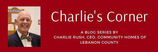 Charlie's Corner: Charles Rush