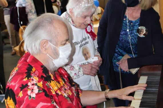 Community Homes Birthday Celebration