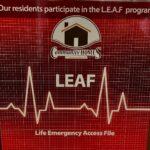 Life Emergency Access File (LEAF)