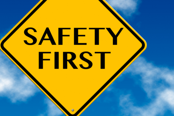 Safety First @ Community Homes