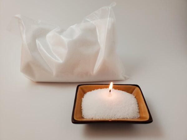 Granulated Wax White