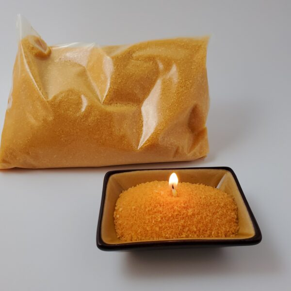 Granulated Wax Orange
