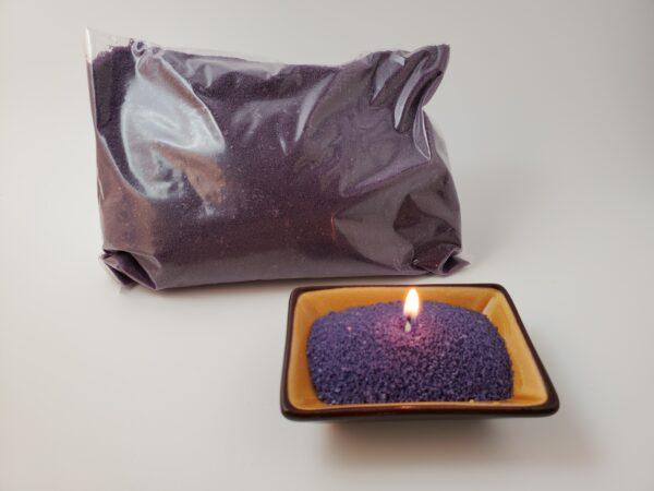 Granulated Wax Purple