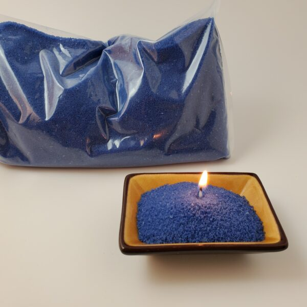 Granulated Wax Blue
