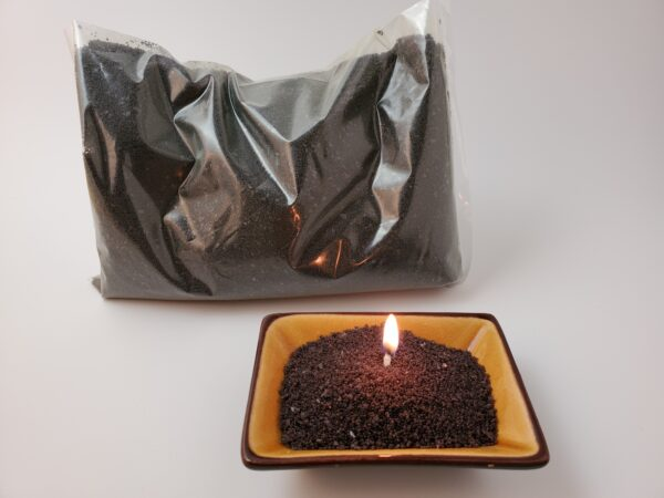 Granulated Wax Black