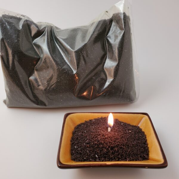 Granulated Wax Black